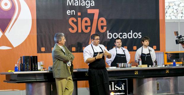 Chef Dani Garcia en Food&Wine Festival