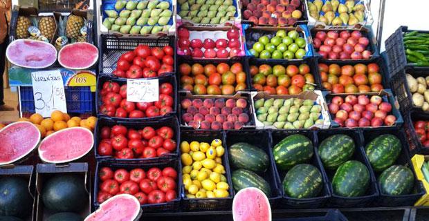 Ingredientes de la Dieta Mediterranea
