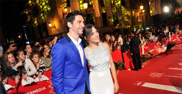 Maria y Paco Leon