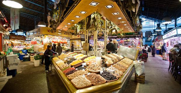 Mercado Boqueria, Girona
