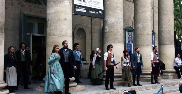 Los- Miserables en el Teatro Principal de Alicante