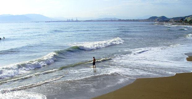 Playa de El Dedo