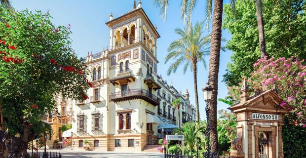 Hotel Alfonso XIII, Sevilla
