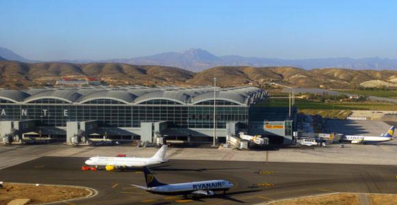 Alquiler De Coches En El Aeropuerto De Alicante