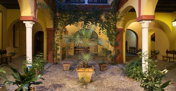 Museos sevilla for Alquiler de casas en sevilla centro